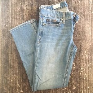 GAP Real Straight Denim Jeans